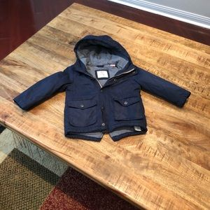 Zara toddler boy size 2 to3 years  jacket